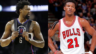 "Jimmy Butler Tells DeAndre Jordan ""I NEVER Liked You"" - Video"