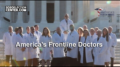 America's Frontline Doctors Summit in DC