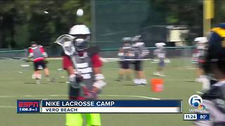 Nike Lacrosse Camp - Video