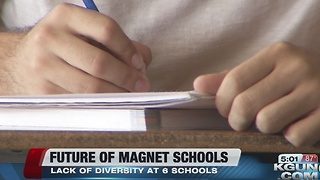 Six TUSD Magnet schools may lose magnet status - Video