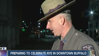 NYSP conducting 'Drive sober, get pulled over' on NYE - Video