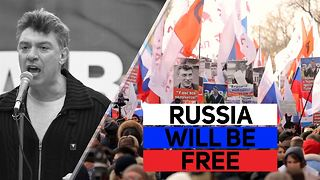 Why after 2 years Moscow's still standing with Nemtsov - Video