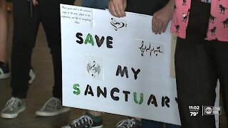 'Save my sanctuary' | Students plead with district to save school programs