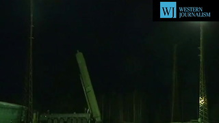 Russia test fires huge 'Satan Two' ballistic missile capable of carrying nuclear warhead - Video