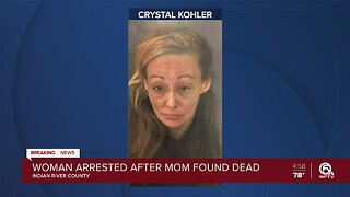 Daughter in custody after Indian River County mother found dead
