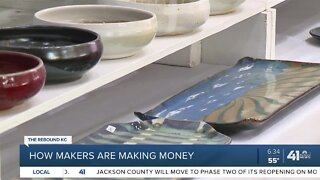 How makers are making money