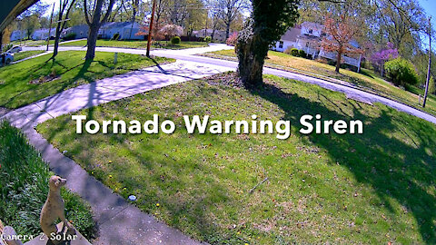 Tornado Warning Siren