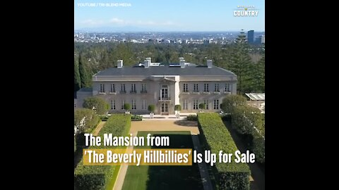 The Mansion from 'The Beverly Hillbillies' Is Up for Sale