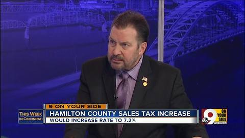 This Week in Cincinnati: Hamilton County's sales tax increase