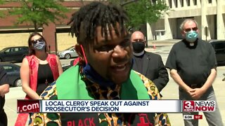 Local Clergy Speak Out Against Prosecutor's Decision