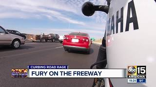 ABC15 looks into the major problem of road rage in the Valley - Video