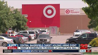 Target is holding hiring event in Bakesfield