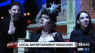 John Katsilometes talks Las Vegas entertainment - Video