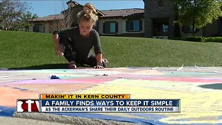 Makin' It Kern County: the Ackerman family