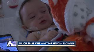 St. Luke's Children's Hospital patients receive special gifts