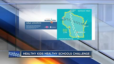 What's the Mission: Healthy Kids, Healthy Schools Challenge?