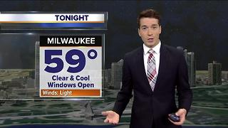 Meteorologist Josh Wurster's Saturday Morning Forecast - Video