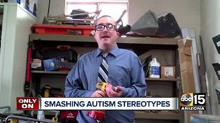 Valley program preps adults with autism for the workforce - Video