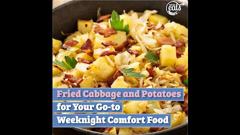 Fried Cabbage and Potatoes for Your Go-to Weeknight Comfort Food