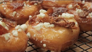 Buffalo Chicken Donuts - Video