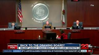 MALDELF lawsuit could result in new county district lines - Video