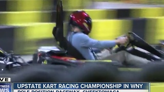 Go-kart racers flocking to WNY for championship - Video