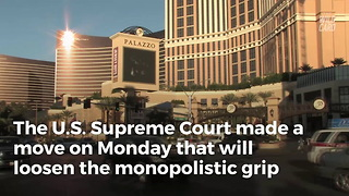 Supreme Court Officially Allows Sports Gambling Across The Nation