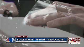 Black Market Fertility Drugs