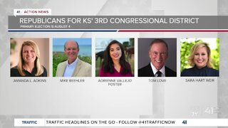 Race for Kansas' 3rd Congressional District
