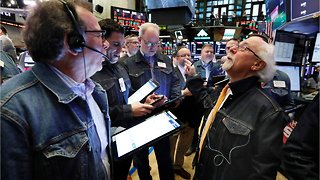 Wall Street, Growth Worries, And Trade Talks