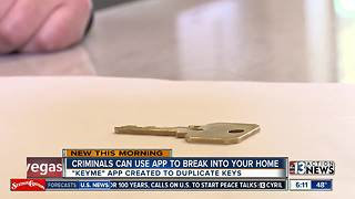 Can burglars break into your home with the help of an app? - Video
