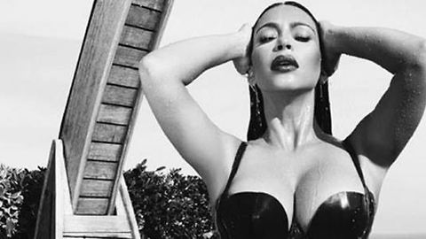 11 of Kim Kardashian's naughtiest Instagram photos