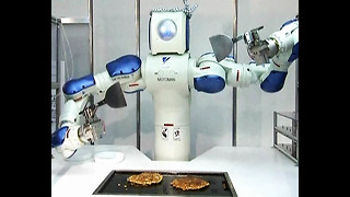 Robot Chef - Video