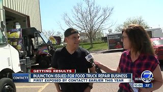 Colorado AG files complaint against food truck fabricators months after Contact7 investigation