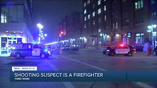 Chief: Suspect in fatal Third Ward shooting is a firefighter
