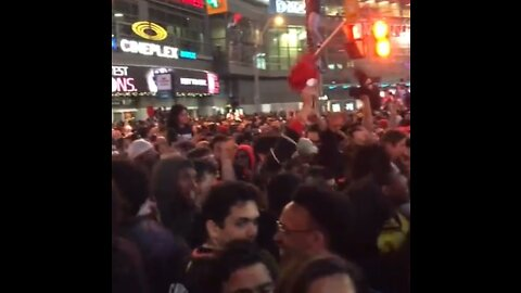 Toronto Sees Wild Celebrations as Raptors Clinch NBA Championship