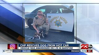 California Highway Patrol officers go above and beyond the call of duty