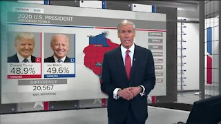 Wisconsin recount would cost Trump campaign nearly $8 million, WEC says