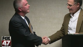 Jackson police chief retires after 27 years - Video