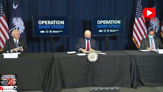 Vice President Pence Leads a Vaccine Distribution Roundtable