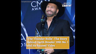 'The Thunder Rolls': The Story Behind Garth Brooks' 1991 No. 1 and its Banned Video