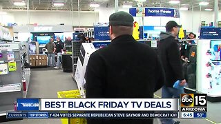 Who has the best Black Friday 4K TV deals?