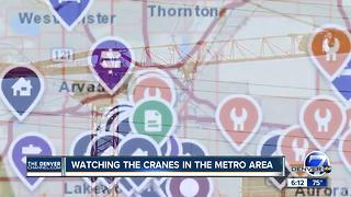 Track Denver development projects with this map - Video