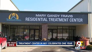 Erlanger treatment center celebrates one year of helping local community