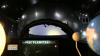 Small Towns: Kovac Planetarium - Video