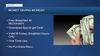 Money Saving Monday: Free breakfast for parents/teachers