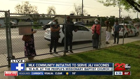 Free vaccine event in Southeast Bakersfield