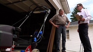 Lawnmower Thefts - Video