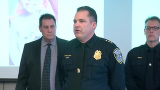 MPD news conference about Amber Alert for Noelani Robinson - Video