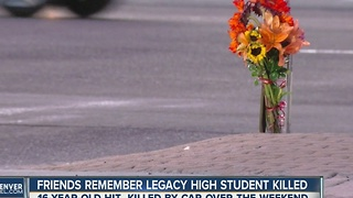 Legacy High School student killed in Westminster crash identified